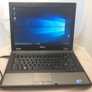 Dell core i5 4gb ram 1tb hdd laptop