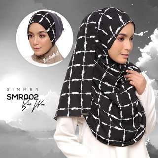 Simmer Printed Shawl (Instock) 1pc only