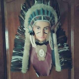 Apache home deco