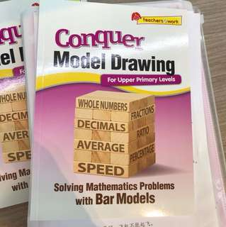 Conquer Model Drawing for Upper Primary Level