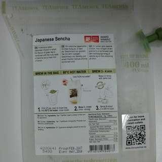 Japanese sencha (new)