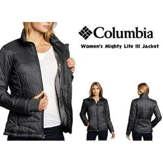 (98%新) Columbia Women's Mighty Lite III Jacket
