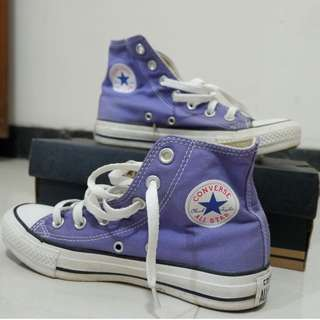 Converse CT Hi Hollyhock