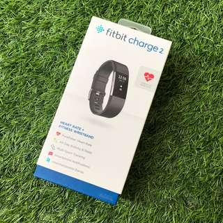 Fitbit Charge 2 - Heart Rate Monitor (Size S)