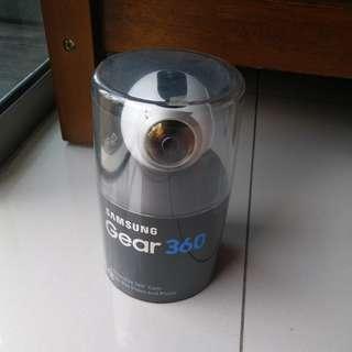 [BNIB] Samsung Gear 360 Camera