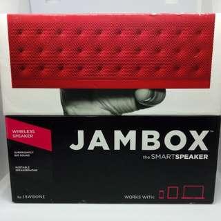 美國 Jawbone JAMBOX 藍牙喇叭