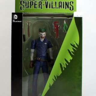 DC Collectibles Joker Super Villains