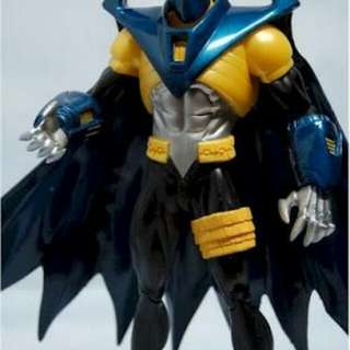 DC Direct Knightfall Azrael As Batman