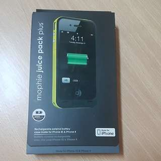 Morphie juice pack plus iphone 4s n 4