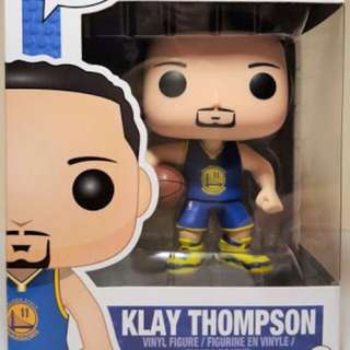 Funko Pop NBA - KlaY Thompson