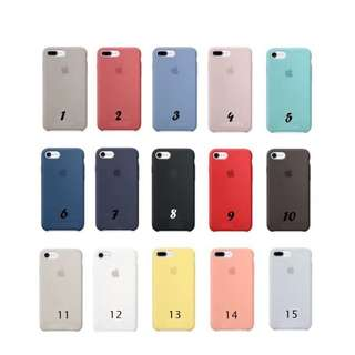 Candy Cases PH (Silicone Case 7/8 plus)