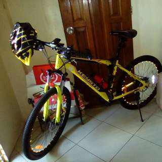 Keysto Mountain Bike