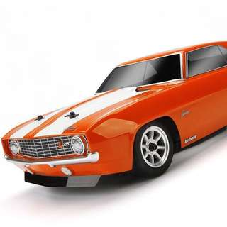 1/10 RC HPI Chevrolet Camaro 1969 Z28 Sprint2 painted body with wheels for Touring Car (wheelbase 257mm)