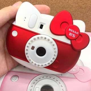 Authentic Hello kitty Polaroid Camera modeling mobile power bank 6000mAh