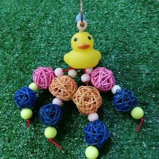 Cute Rubber Duck Hanging Toy