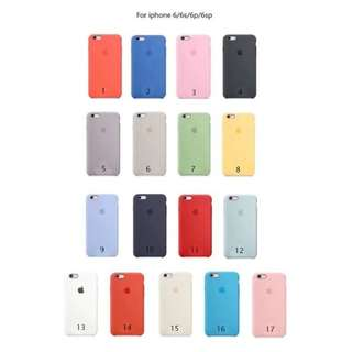 Candy Cases PH (Silicone case iphone 6/6s)
