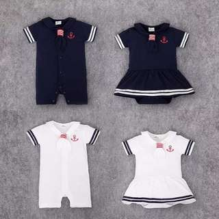FEB 18 SAILOR OUTFIT FOR BABIES (LZ)