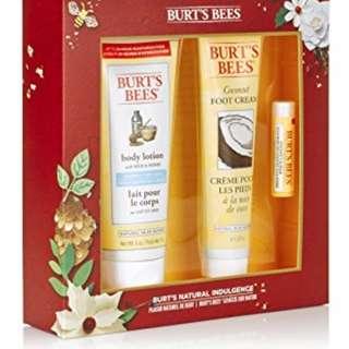 BN Burt's Bees Set