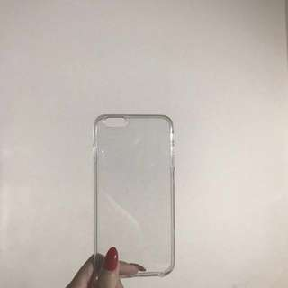 Clear iPhone 6/6S Plus Case