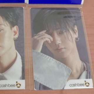 韓國 Super Junior Cashbee 交通卡 藝聲1張