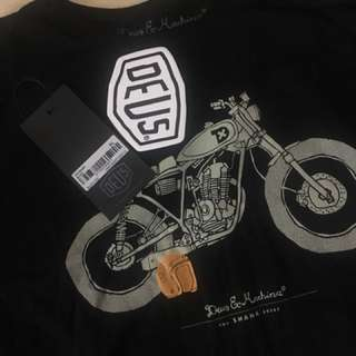 (NEW) DEUS TEES XL ORI