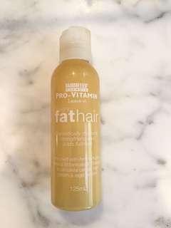 Fat-hair serum