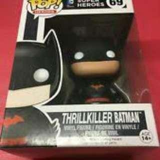 Funko Pop Thrillkiller Batman (Non-exclusive)