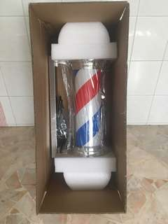 ⚜️BNIB Rotating Barber Pole Light💈⚜️