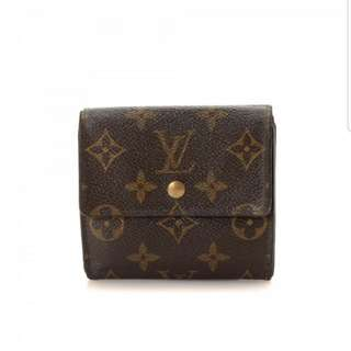 vintage LV monogram Louis Vuitton Elise Wallet