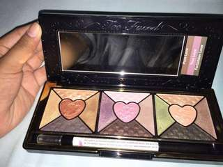 Toofaced eyeshadow