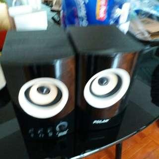 Polar speakers