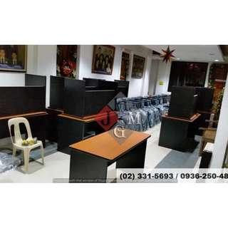 ( Flat Desk ) Custom Made - Workstation * Office Furniture