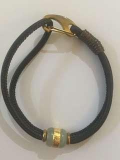 Jade Chocolate Brown Bracelet