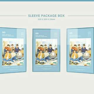 Infinite DVD Making, Sleeve Box & Global Calendar