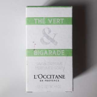 L'Occitane The Vert & Bigarade Perfumed Soap