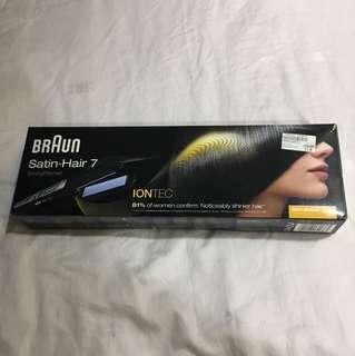 Braun Satin Hair 7 Straightener