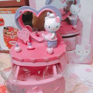 Hello Kitty 首飾盒