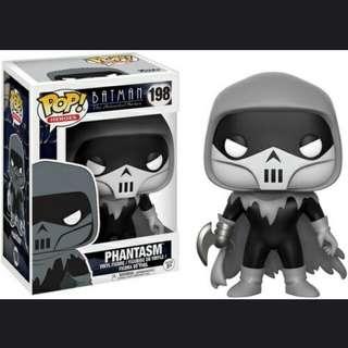 PO - Funko POP Batman Phantasm