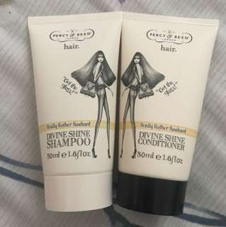 #Huat50Sale really rather radiant divine shine shampoo and conditioner