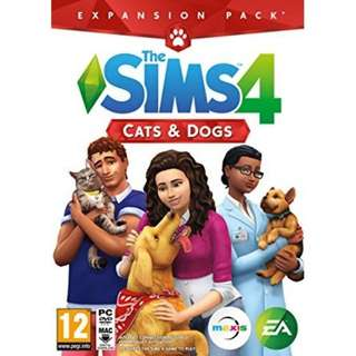 The Sims 4 (Base Game + All expansion pack) in one price-Ready Stock