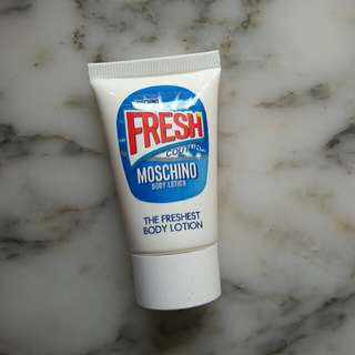 Moschino Fresh Couture Body Lotion