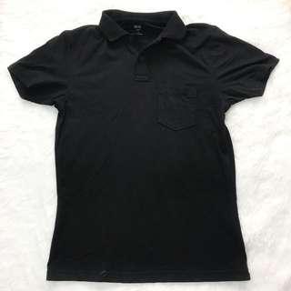 UNIQLO Polo Shirt (Black)