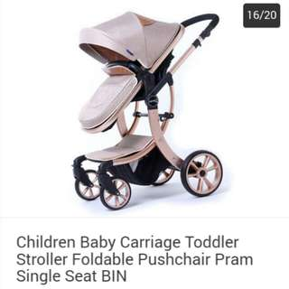 Offer Stroller with car seat