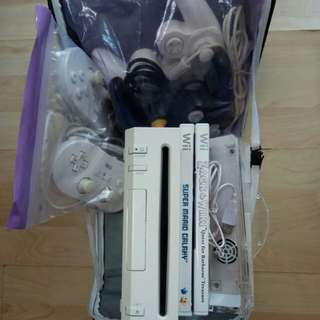 Wii Console & Accessories (Updated)