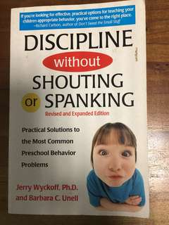 Discipline without shouting