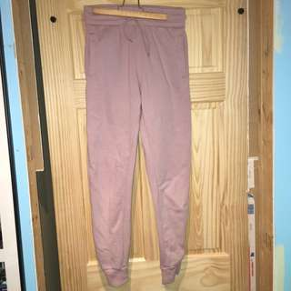 "Forever 21 ""Light Pink Joggers"""