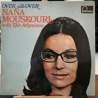 Over & Over Nana Mouskouri with the Athenians