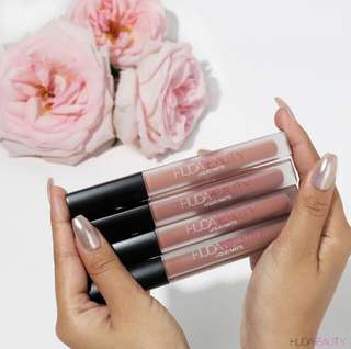 Huda beauty minis (4pcs)