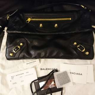 Balenciaga Giant 12 Envelope Clutch