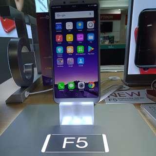 Dijual Oppo F5 Promo Bunga 0,99%